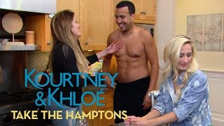 French Montana's Questionable Wardrobe Decision | Kourtney & Khloé Take the Hamptons | E!