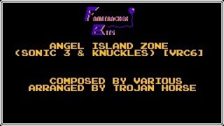 Sonic 3 & Knuckles - Angel Island Zone Act 2 [2A03, 0CC-FamiTracker