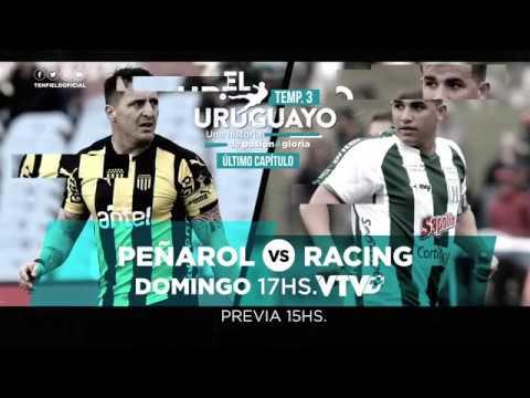 Penarol vs Racing Mdeo.