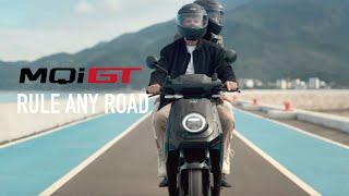 Niu MQi GT : le scooter électrique 125 en vidéo