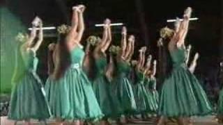 Merrie Monarch 2005 - Hula Halau O Kamuela - Wahine 'Auana