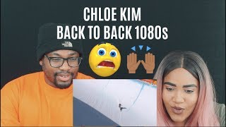Chloe Kim Lands Back-to-Back 1080s, Wins Olympic Gold in Halfpipe| REACTION