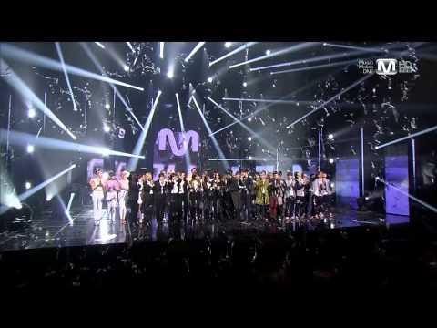 [1080p HD] 140313 M! Countdown SNSD - Mr.Mr.+Win+Encore