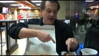 Burger King NY Pizza Burger Unboxing