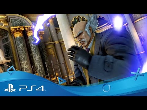 TEKKEN 7 | Rage and Sorrow (releasedatumtrailer) | PS4