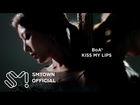 BoA 보아 'Kiss My Lips' MV