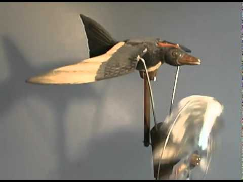 Bird Whirligig Youtube