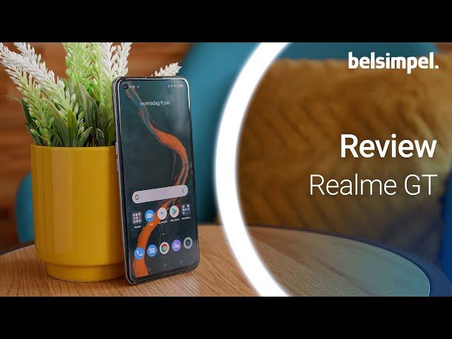 Belsimpel-productvideo voor de Realme GT