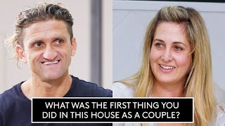 Casey Neistat and Candice Pool Quiz Each Other On Home Design & Family Life   Architectural Digest