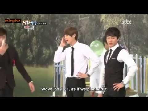 [cut] Shinhwa Eric & tissue ^^