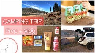 Camping Hacks & Tips + Family VLOG