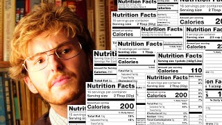 The Guy Responsible for Serving Sizes