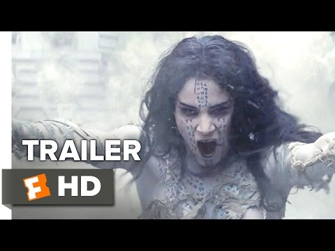 The Mummy Official Trailer - Teaser (2017)