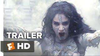 The Mummy 2017 Movie Trailer Tom Cruise