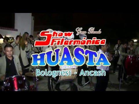 SHOW FILARMONICA HUASTA - MIX  MARIO MENDOZA EN VIVO  2016