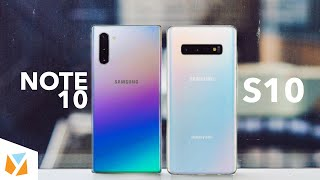 Samsung Galaxy Note 10 or S10- Which one is for YOU?