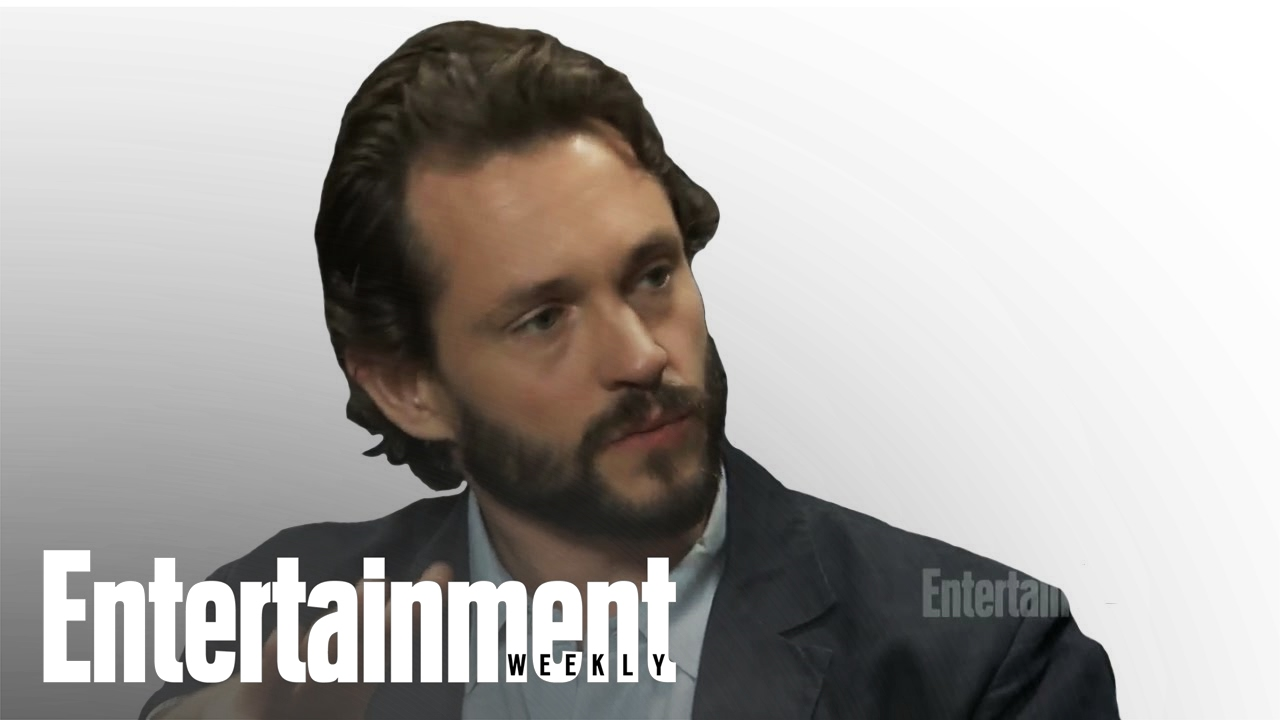 'Hannibal' Cast and Crew Interview - Comic-Con 2013