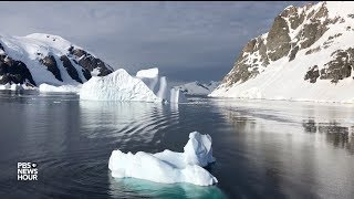 Antarctica is losing ice at an accelerating rate. How much will sea levels rise?