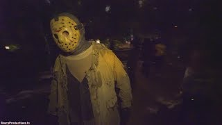 Nightmare on Camp Crystal Lake at Warner Bros. Studio Tour Horror Made Here A Festival of Frights