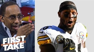 Do the Steelers still want Le'Veon Bell back? | First Take