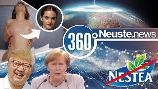 Emma Watson dreht Pornos, Edeka vs. Nestlé, Clooney entwaffnet USA | 360° Wochenrückblick