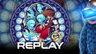 Replay : Kingdom Hearts VR Experience | Live | VR Singe