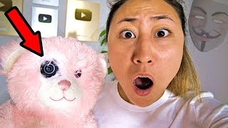 THE HACKER is AFTER ME!! I Found a Secret Hidden Camera in My House (Please Help)