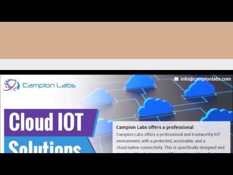 Cloud Based Network