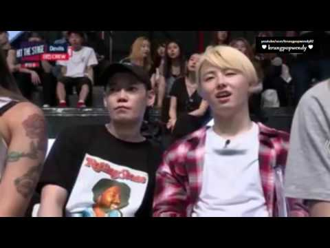 I6O8O3 Other crews react to TAEMIN DANCE REHEARSAL