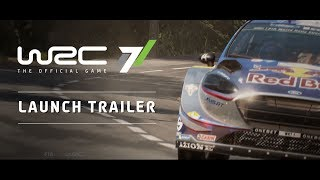 WRC 7 - Launch Trailer