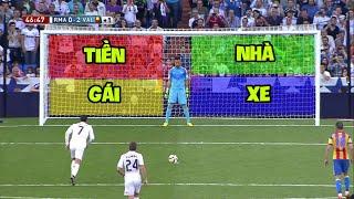 Không dành cho người yếu tim khi xem loạt sút Penalty kịch tính nhất thế giới