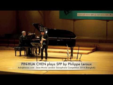 PIN HUA CHEN plays SPP by Philippe Leroux