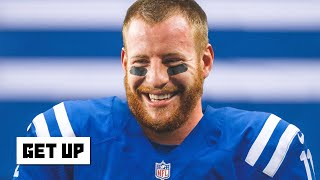 Predictions for Carson Wentz's future with the Colts | Get Up
