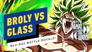 Dragon Ball Super: Broly vs. Glass vs. The Kid Who Would Be King - What to Watch #4