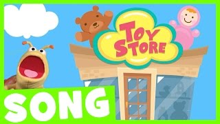 Let's Go Shopping Song   Simple Songs for Kids