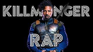 Black Panther Rap - The Killmonger (Prod. Caliberbeats) Soundtrack (Villian)| Daddyphatsnaps