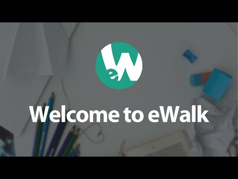 Welcome to eWalk