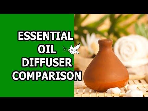Essential Oil Diffuser Comparison