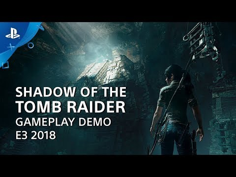 Shadow of the Tomb Raider Video Screenshot 4