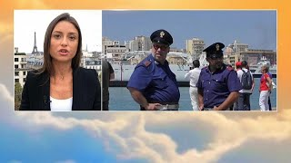 Italy's threat to Malta over immigrants | Euronews Answers