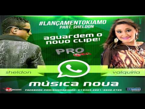 Baixar MC SHELDON E BANDA KIAMO - WHATSAPP - MÚSICA NOVA 2014