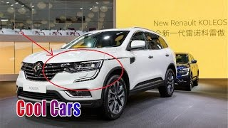 WATCH THIS!! 2017 Renault Koleos Specifications and Price -