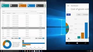 Devexpress Winforms : WindowsUiView - dotnet loop