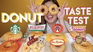 Best Donuts Taste Test (Medyo FAIL) | Merienda Time PH