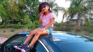 BABY KAELY 6YR OLD KID RAPPER.....(WHAT YOU TALKIN BOUT?!?!)