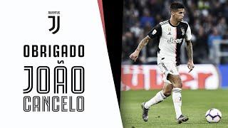Obrigado, João Cancelo! | Thank you and good luck