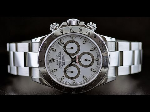 Rolex Watch Professional Refinishing and Polishing