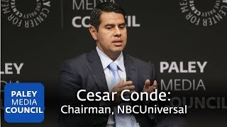 Chairman Cesar Conde on the growth of Telemundo