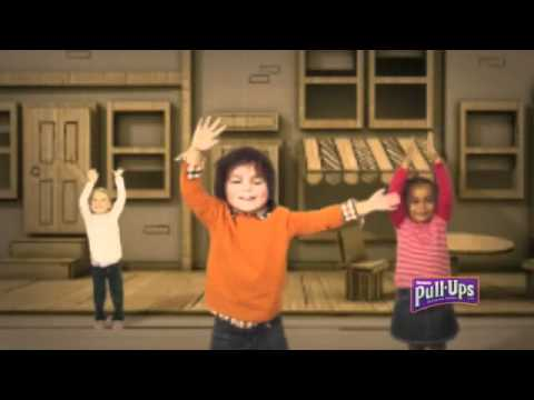 The Potty Dance Video