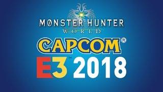 E3 2018 Day 1 - Monster Hunter: World Time Attack Tournament